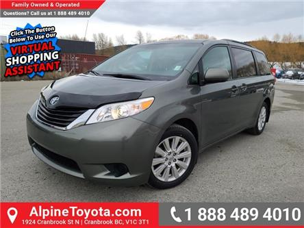 2014 Toyota Sienna LE (Stk: S044887A) in Cranbrook - Image 1 of 22