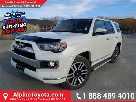 2018 Toyota 4Runner SR5 (Stk: X968191A) in Cranbrook - Image 1 of 26