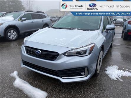 2020 Subaru Impreza 5-dr Sport-tech w/Eyesight (Stk: 34525) in RICHMOND HILL - Image 1 of 20
