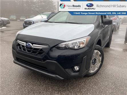 2021 Subaru Crosstrek Touring w/Eyesight (Stk: 35513) in RICHMOND HILL - Image 1 of 21