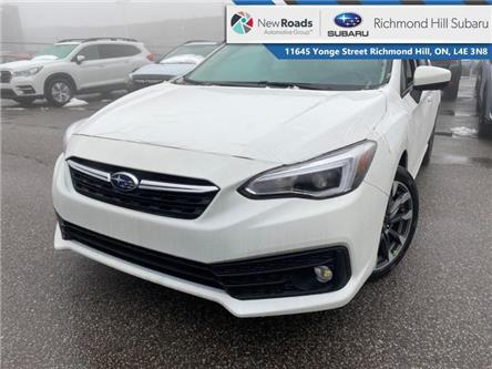 2020 Subaru Impreza 5-dr Sport w/Eyesight (Stk: 34721) in RICHMOND HILL - Image 1 of 21