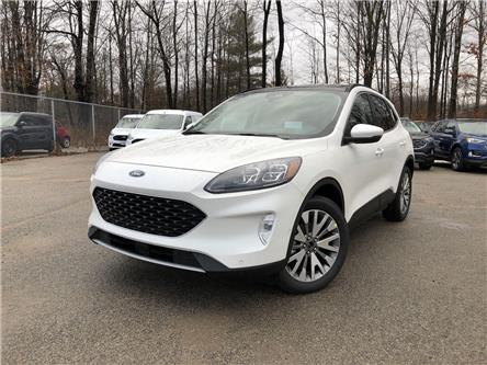 2020 Ford Escape Titanium (Stk: ES201156) in Barrie - Image 1 of 17