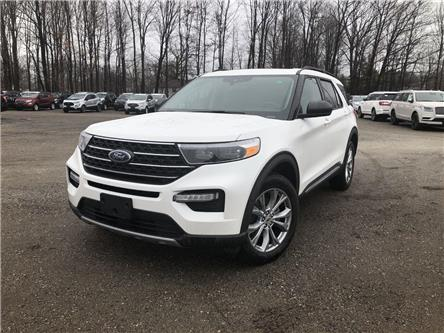 2021 Ford Explorer XLT (Stk: EX21022) in Barrie - Image 1 of 22