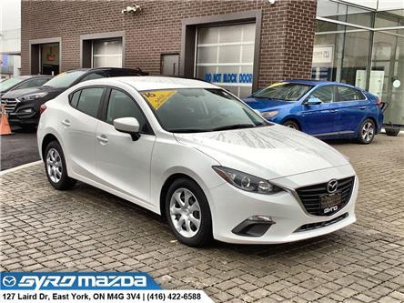 2016 Mazda Mazda3 GX (Stk: 30300) in East York - Image 1 of 28