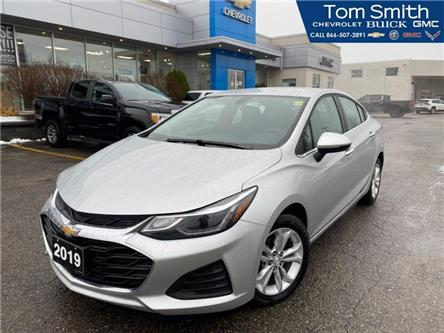 2019 Chevrolet Cruze LT (Stk: 25123R) in Midland - Image 1 of 19
