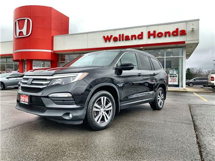 2016 Honda Pilot EX-L Navi (Stk: U6872) in Welland - Image 1 of 24