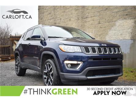 2018 Jeep Compass Limited (Stk: B6653) in Kingston - Image 1 of 31