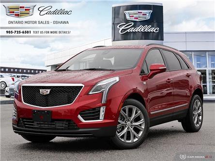 2021 Cadillac XT5 Sport (Stk: T1135461) in Oshawa - Image 1 of 18