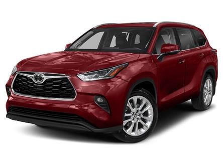 2021 Toyota Highlander Limited (Stk: 210246) in Whitchurch-Stouffville - Image 1 of 9