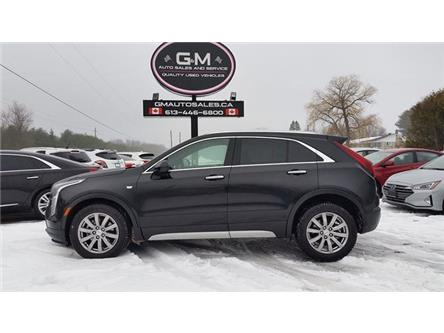 2020 Cadillac XT4 Premium Luxury (Stk: lf087423) in Rockland - Image 1 of 11