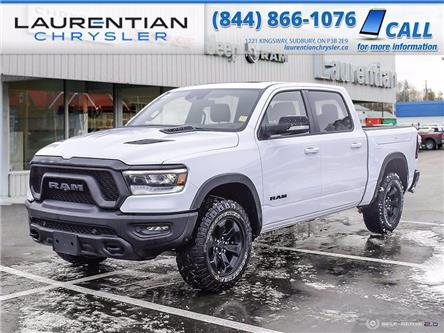 2021 RAM 1500 Rebel (Stk: 21025D) in Sudbury - Image 1 of 28