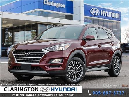 2021 Hyundai Tucson Luxury (Stk: 20811) in Clarington - Image 1 of 24