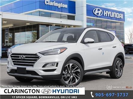 2021 Hyundai Tucson Ultimate (Stk: 20813) in Clarington - Image 1 of 24