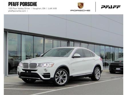 2017 BMW X4 xDrive28i (Stk: P16416A) in Vaughan - Image 1 of 22