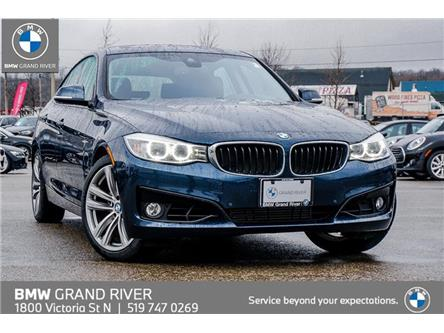 2016 BMW 328i xDrive Gran Turismo (Stk: PW5555) in Kitchener - Image 1 of 20