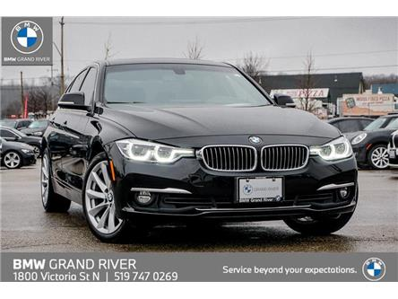 2017 BMW 330i xDrive (Stk: PW5588) in Kitchener - Image 1 of 21