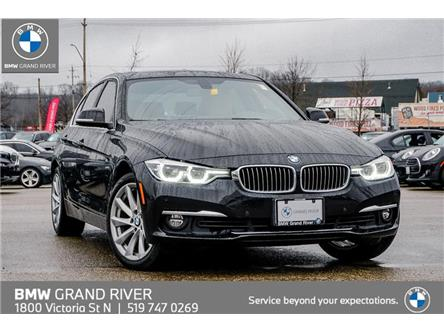 2017 BMW 330i xDrive Sedan (8D97) (Stk: PW5603) in Kitchener - Image 1 of 20