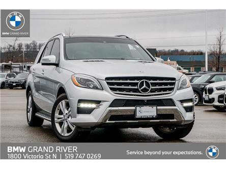 2015 Mercedes-Benz M-Class Base (Stk: PW5649A) in Kitchener - Image 1 of 6