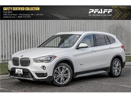2017 BMW X1 xDrive28i (Stk: U6278) in Mississauga - Image 1 of 21