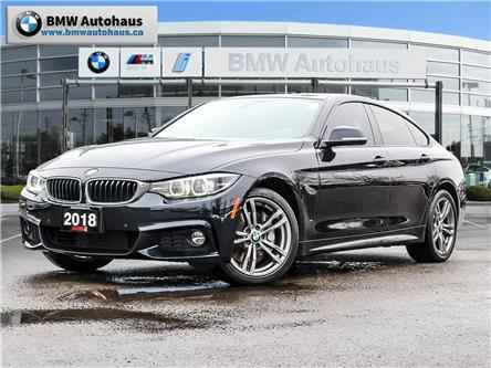 2018 BMW 430i xDrive Gran Coupe (Stk: P9857) in Thornhill - Image 1 of 41