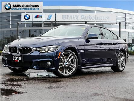 2018 BMW 440i xDrive Gran Coupe (Stk: P9927) in Thornhill - Image 1 of 41