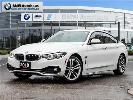 2018 BMW 430i xDrive Gran Coupe (Stk: P9953) in Thornhill - Image 1 of 39