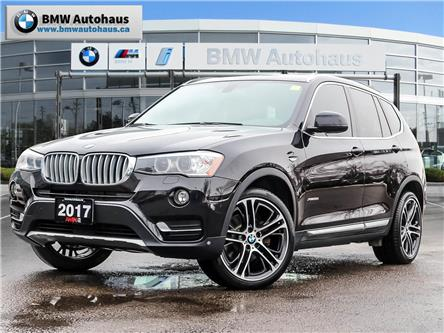 2017 BMW X3 xDrive28i (Stk: P9974) in Thornhill - Image 1 of 40