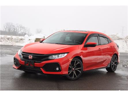 2018 Honda Civic Sport (Stk: 200821A) in Orléans - Image 1 of 22