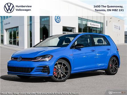 2021 Volkswagen Golf GTI Autobahn (Stk: 98231) in Toronto - Image 1 of 22