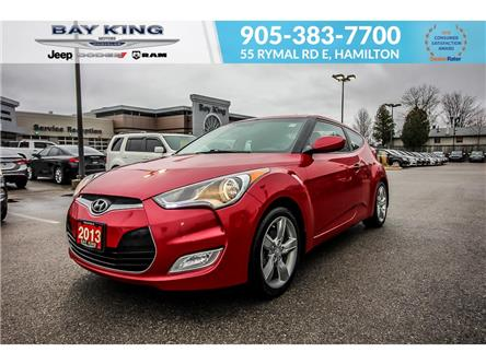 2013 Hyundai Veloster  (Stk: 7105A) in Hamilton - Image 1 of 25
