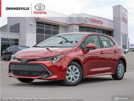 2021 Toyota Corolla Hatchback Base (Stk: 21063) in Orangeville - Image 1 of 23