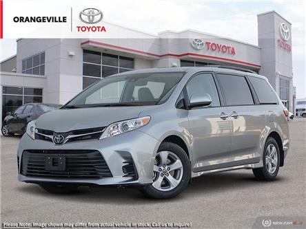 2020 Toyota Sienna LE 8-Passenger (Stk: H20761) in Orangeville - Image 1 of 23