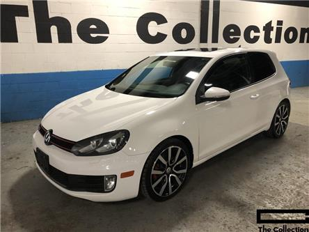 2013 Volkswagen Golf GTI 3-Door (Stk: WVWEV7) in Toronto - Image 1 of 24