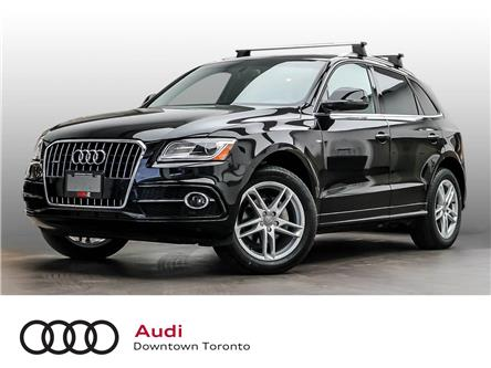 2017 Audi Q5 2.0T Progressiv (Stk: P4077) in Toronto - Image 1 of 29