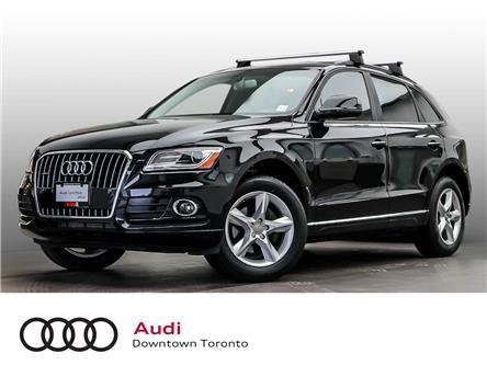 2017 Audi Q5 2.0T Komfort (Stk: P4082) in Toronto - Image 1 of 28