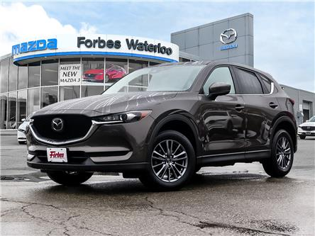 2019 Mazda CX-5 GS (Stk: W2448) in Waterloo - Image 1 of 25