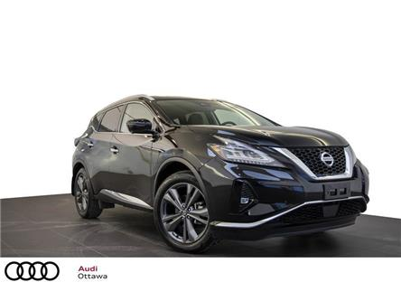 2020 Nissan Murano Platinum (Stk: 53766A) in Ottawa - Image 1 of 21