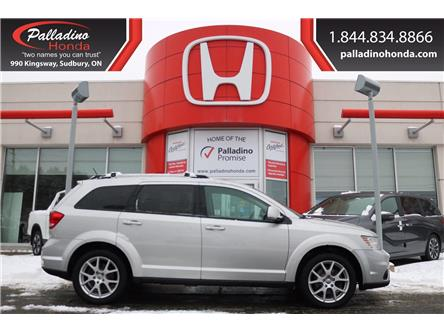 2013 Dodge Journey SXT/Crew (Stk: U9755B) in Greater Sudbury - Image 1 of 27