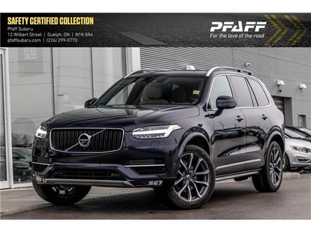 2017 Volvo XC90 T6 Momentum (Stk: SU0270) in Guelph - Image 1 of 22