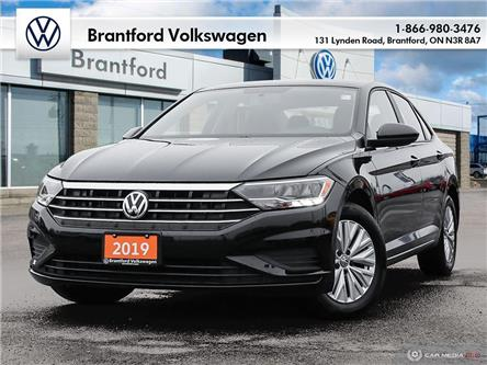 2019 Volkswagen Jetta 1.4 TSI Comfortline (Stk: DR78371) in Brantford - Image 1 of 26