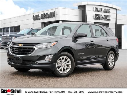 2018 Chevrolet Equinox LS (Stk: 258358U) in PORT PERRY - Image 1 of 26