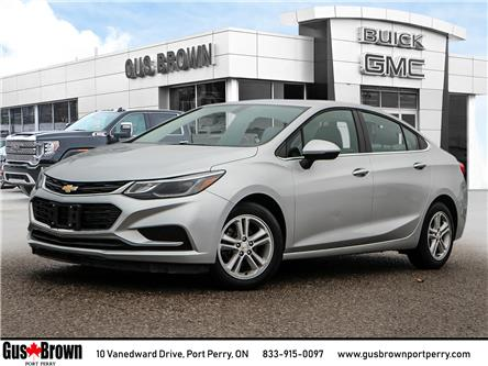 2017 Chevrolet Cruze LT Auto (Stk: 511435U) in PORT PERRY - Image 1 of 30