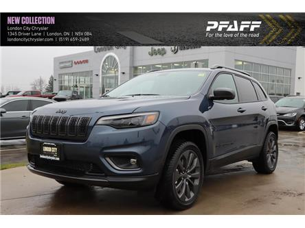 2021 Jeep Cherokee North (Stk: LC21064) in London - Image 1 of 22