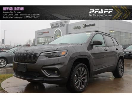 2021 Jeep Cherokee North (Stk: LC21076) in London - Image 1 of 21