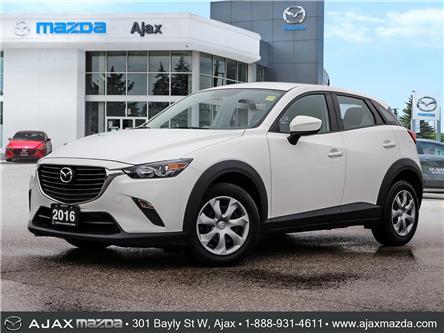 2016 Mazda CX-3  (Stk: P5624) in Ajax - Image 1 of 29