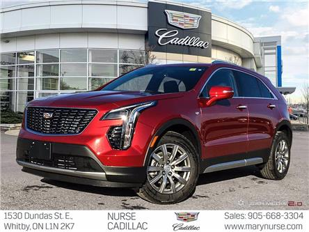 2021 Cadillac XT4 Premium Luxury (Stk: 21K048) in Whitby - Image 1 of 26