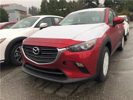 2021 Mazda CX-3 GS (Stk: 506991) in Surrey - Image 1 of 5