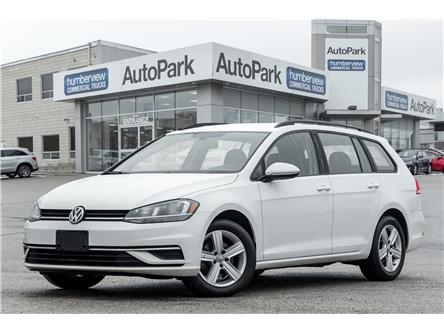 2019 Volkswagen Golf SportWagen 1.8 TSI Comfortline (Stk: APR9770) in Mississauga - Image 1 of 19