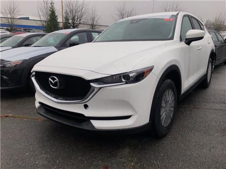 2021 Mazda CX-5 GX (Stk: 115057) in Surrey - Image 1 of 5