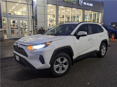 2019 Toyota RAV4 LE (Stk: 03180-OC) in Orangeville - Image 1 of 19